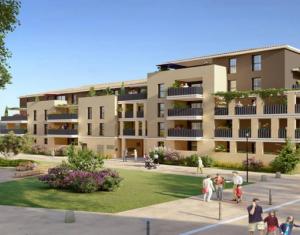 Achat / Vente programme immobilier neuf Aix-en-Provence quartier de la Duranne (13090) - Réf. 5521