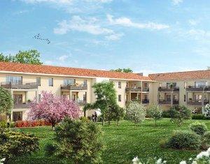 Achat / Vente programme immobilier neuf Aix-en-Provence quartier Saint-Mitre (13090) - Réf. 1725