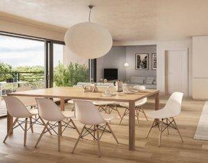 Achat / Vente programme immobilier neuf Aix-en-Provence secteur calme proche école (13090) - Réf. 4868