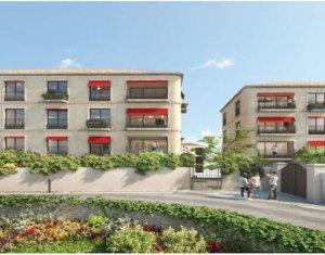 Achat / Vente programme immobilier neuf Aix-en-Provence secteur Pigonnet (13090) - Réf. 4426