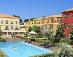 Achat / Vente programme immobilier neuf Aix-la-Duranne quartier calme et résidentiel (13090) - Réf. 4284