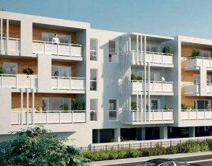 Achat / Vente programme immobilier neuf Arles cœur quartier Trebon (13200) - Réf. 4900