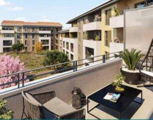 Achat / Vente programme immobilier neuf Auriol proche centre et accès routiers (13390) - Réf. 4851
