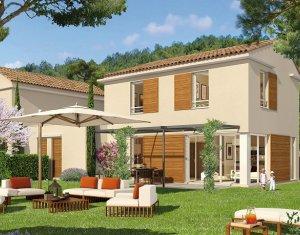 Achat / Vente programme immobilier neuf Châteauneuf-le-Rouge centre-bourg (13790) - Réf. 405