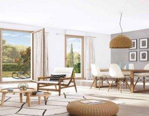 Achat / Vente programme immobilier neuf Châteauneuf-le-Rouge secteur de la Gavotte (13790) - Réf. 5419