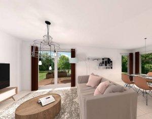 Achat / Vente programme immobilier neuf Châteauneuf-les-Martigues proche centre (13220) - Réf. 4575