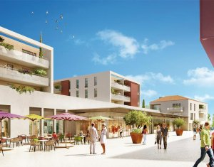 Achat / Vente programme immobilier neuf Istres 13 centre-ville (13800) - Réf. 2055