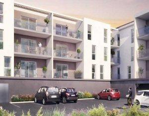 Achat / Vente programme immobilier neuf Istres 300 mètres centre historique (13800) - Réf. 1043