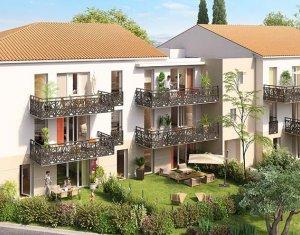 Achat / Vente programme immobilier neuf Istres quartier Trigance (13800) - Réf. 728
