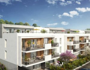 Achat / Vente programme immobilier neuf La Bouilladisse proche écoles (13720) - Réf. 3920