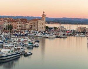 Achat / Vente programme immobilier neuf La Ciotat vue mer (13600) - Réf. 1055
