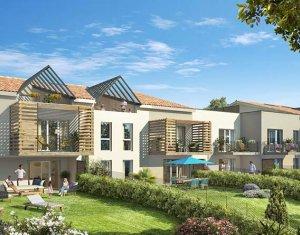 Achat / Vente programme immobilier neuf La Fare-les-Oliviers quartier Les Ferrages (13580) - Réf. 750