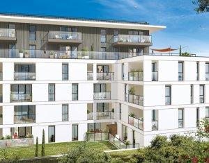 Achat / Vente programme immobilier neuf La Penne-sur-Huveaune proche des commerces (13821) - Réf. 1011
