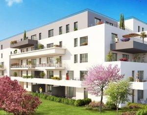 Achat / Vente programme immobilier neuf Marignane proche parc Ferrage (13700) - Réf. 778