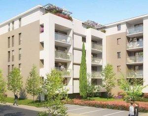 Achat / Vente programme immobilier neuf Marignane TVA réduite environnement pavillonnaire (13700) - Réf. 2421
