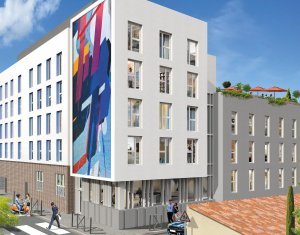 Achat / Vente programme immobilier neuf Marseille 05 à quelques pas du centre hospitalo-universitaire de la Timone (13005) - Réf. 4043