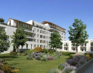 Achat / Vente programme immobilier neuf Marseille 09 Zac Vallon Régny (13009) - Réf. 6043