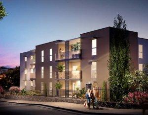 Achat / Vente programme immobilier neuf Marseille 10 sur les hauteurs de Saint Loup (13010) - Réf. 6041