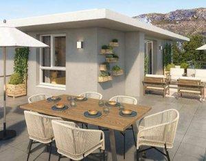 Achat / Vente programme immobilier neuf Marseille 11 coeur Valbarelle (13011) - Réf. 5018
