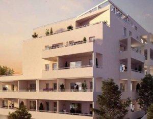 Achat / Vente programme immobilier neuf Marseille 12 au cœur du secteur des Caillols (13012) - Réf. 3462