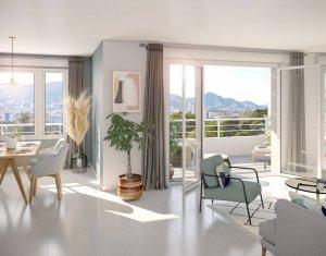 Achat / Vente programme immobilier neuf Marseille 12 petit programme au milieu de la verdure (13012) - Réf. 6236