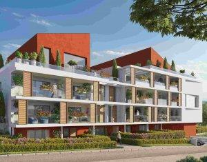 Achat / Vente programme immobilier neuf Marseille 12 proche ligne de tramway (13011) - Réf. 3073