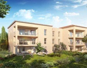 Achat / Vente programme immobilier neuf Marseille 12 secteur Montolivet (13012) - Réf. 2941