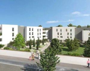 Achat / Vente programme immobilier neuf Marseille 13 à l'entrée de Chateau Gombert (13003) - Réf. 4355