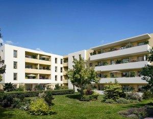 Achat / Vente programme immobilier neuf Marseille 13 secteur La Rose (13013) - Réf. 3407