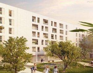Achat / Vente programme immobilier neuf Marseille 15 en plein centre quartier Euroméditerranée (13015) - Réf. 1036