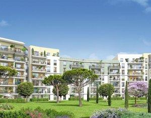 Achat / Vente programme immobilier neuf Marseille 15 Village de Saint Antoine (13015) - Réf. 2219