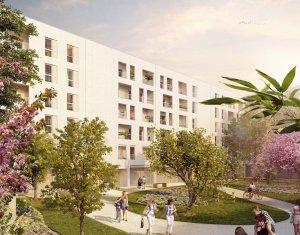 Achat / Vente programme immobilier neuf Marseille 15e aux portes d'Euroméditerranée (13015) - Réf. 318
