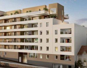 Achat / Vente programme immobilier neuf Marseille 4 à proximité du Parc Longchamp (13004) - Réf. 5254