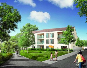 Achat / Vente programme immobilier neuf Marseille au coeur du secteur de Saint-Jérôme (13013) - Réf. 3972