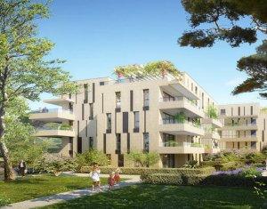 Achat / Vente programme immobilier neuf Marseille proche Parc Borély (13008) - Réf. 3639