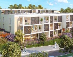 Achat / Vente programme immobilier neuf Marseille quartier de la Croix-Rouge (13013) - Réf. 1865