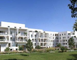Achat / Vente programme immobilier neuf Marseille quartier Sainte - Marguerite (13009) - Réf. 4196