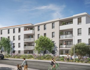 Achat / Vente programme immobilier neuf Martigues à 450 mètres de la gare de Croix-Sainte (13500) - Réf. 3682