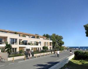 Achat / Vente programme immobilier neuf Martigues face au Port Carro (13500) - Réf. 2111