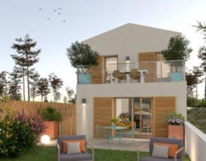 Achat / Vente programme immobilier neuf Martigues - La Couronne à deux pas de la gare TER (13500) - Réf. 3305