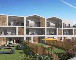 Achat / Vente programme immobilier neuf Martigues secteur La Couronne (13500) - Réf. 3024
