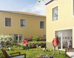 Achat / Vente programme immobilier neuf Miramas en bordure de la Crau TVA réduite (13140) - Réf. 128