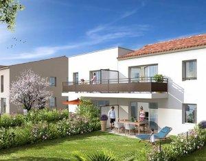 Achat / Vente programme immobilier neuf Miramas proche écoles et commerces (13140) - Réf. 749