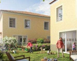 Achat / Vente programme immobilier neuf Miramas TVA réduite (13140) - Réf. 545