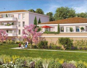 Achat / Vente programme immobilier neuf Pélissanne proche centre du village (13330) - Réf. 1034