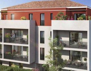 Achat / Vente programme immobilier neuf Plan-de-Cuques proche écoles et commodités (13380) - Réf. 4104