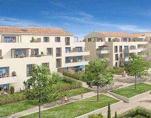 Achat / Vente programme immobilier neuf Rousset proche Aix-en-Provence (13790) - Réf. 1715