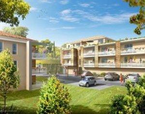 Achat / Vente programme immobilier neuf Rousset quartier des Tartanes (13790) - Réf. 832