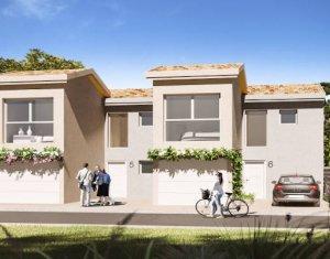 Achat / Vente programme immobilier neuf Saint-Cannat à deux pas du cœur de ville (13760) - Réf. 4212