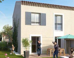 Achat / Vente programme immobilier neuf Saint-Cannat proche centre-ville (13760) - Réf. 1117